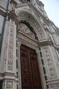 Basilica di Santa Croce Door