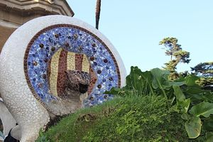 Park Guell 5