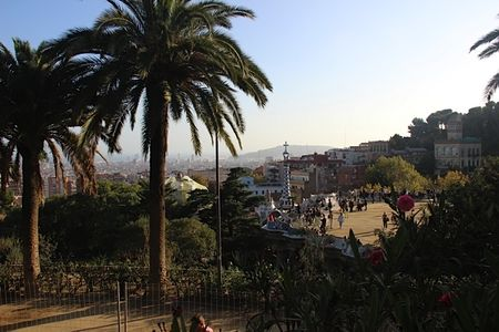 Park Guell 8
