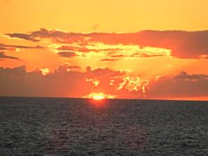 Grand Turk Sunset