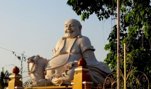 Vinh Trang Buddha