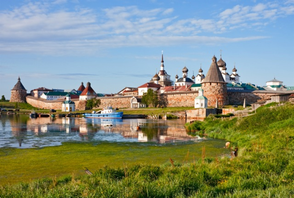 Solovetsky Islands Monastery